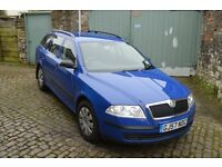 Skoda Octavia Fsi 1.6 Estate (Petrol) with towbar