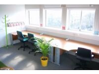 Desk space(s) to rent by Meadows in Newington (Summerhall / TechCube)