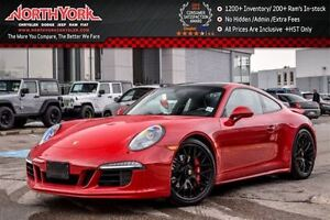 2015 Porsche 911 4 GTS|430HP|Clean CarProof/1-Owner|Sport Chrono