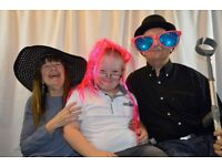 Planning a party then check out our open photo booth