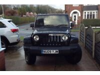 Jeep Wrangler JK 2009 Excellent Condition