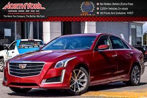 2016 Cadillac CTS Luxury Collection AWD DrvrAwrnssPkg Bose Nav 1