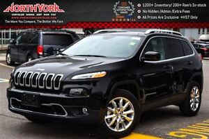 2017 Jeep Cherokee NEW Car Limited|4x4|Nav|Sunroof|Htd Front Sea