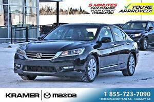 2014 Honda Accord EX-L w/Back-up Camera