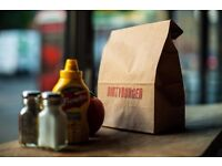 Night Kitchen Porter - Dirty Burger Exmouth Market