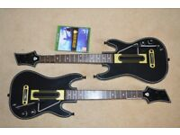 Guitar hero live double guitar bundle