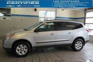 2012 CHEVROLET TRAVERSE AWD BLUETOOTH, 8 PLACES
