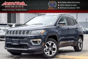 2017 Jeep Compass Limited|4x4|NavigationPackage|LeatherSeats|Htd