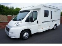 FIAT DUCATO 2.3TD BESSACARR E540 2-BERTH LOW PROFILE MOTORHOME END BATHROOM