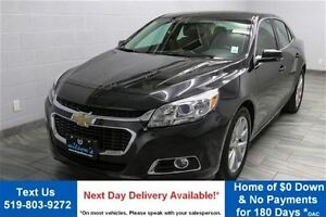 2015 Chevrolet Malibu 2LT w/ ALLOYS! TOUCH SCREEN! POWER SEAT! C