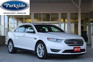 2013 Ford Taurus SEL Fwd with Leather Moonroof & Navigation 3.5L