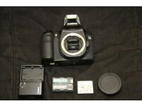 Canon EOS 40D and accessories Near Mint Low Shutter Count