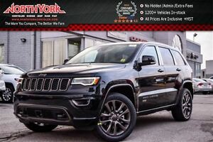 2017 Jeep Grand Cherokee Limited 75th Anniversary New Car|Luxury