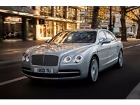 **Arrive In Style** Chauffeur Driven Wedding Car Hire £200 Bentley Mercedes Range Rover Rolls Royce