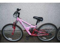 Apollo Girls Bike