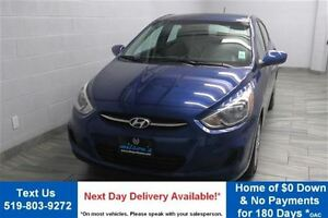 2015 Hyundai Accent GLS w/ HEATED SEATS! BLUETOOTH! POWER PACKAG