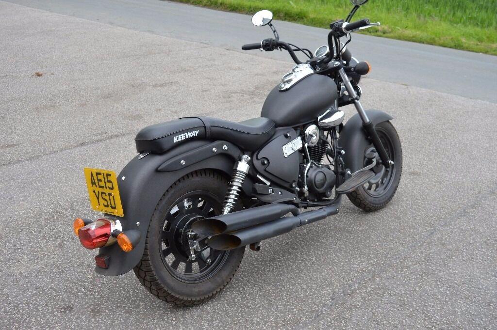 Honda Parts Cheap >> Cheap 125cc Cruiser! | in Sherburn in Elmet, West Yorkshire | Gumtree