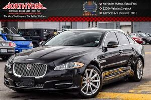 2015 Jaguar XJ Premium Luxury AWD|Sunroof|Nav|Leather HTD/Vntd S