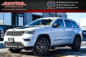 2018 Jeep Grand Cherokee Trailhawk 4x4|Pano_Sunroof|Keyless_Go|H