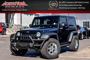 2012 Jeep Wrangler Rubicon 4x4|CleanCarProof/1-Owner|Upgrades|Co