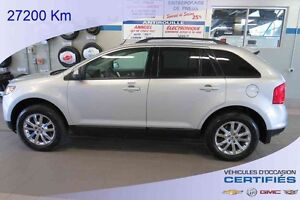 2013 FORD EDGE AWD SEL TRACTION INTEGRALE
