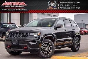 2017 Jeep Grand Cherokee NEW Car Trailhawk|4x4|Luxury Pkg|BlindS