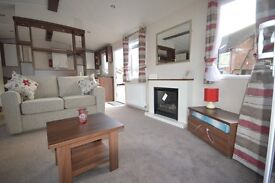 STUNNING STATIC CARAVAN FOR SALE. CALL DANIEL 07427104227. 5 MINUTES WALK TO THE DOG FRIENDLY BEACH