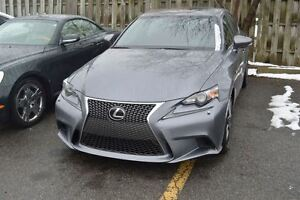 2014 Lexus IS 350 F SPORT AWD