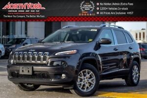 2017 Jeep Cherokee NEW Car North|4x4|RearCam|Bluetooth|SatRadio|