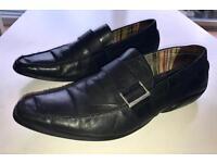 Norberto Costa Men Black Shoes - UK9 (EU43)