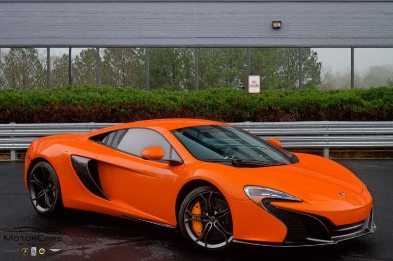 Image 3 Coche Americano usado McLaren 650S 2015