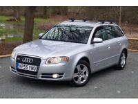 "Audi A4 1.9TDI PD S Line 2006 115bph Full Service History 2 Owner Bose 16"" Alloys #"