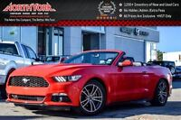 2015 Ford Mustang EcoBoost Premium Convertible  Backup Cam HTD/V