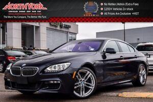 2014 BMW 6 Series 640i xDrive|Night Vision|Pano_Sunroof|Nav|Back