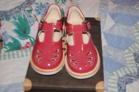 New Childs shoes. Collection from Whitby or can post. UK SIZE 11. YOUNG SOLES LONDON.