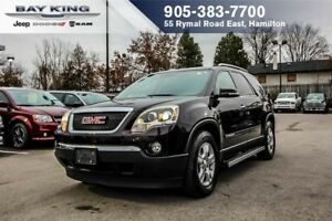 2008 GMC Acadia SLT, 7 PASSENGER, HTD LEATHER, PWR WINDOWS/LOCKS