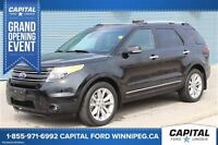 2014 Ford Explorer Limited *Navigation-Leather-Active Park Assis