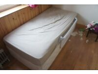 FREE single bed with mattress and Base