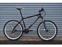 Carrera mountain bike kraken vulcan, large size, 26 wheels, Rockshox Dart, GREAT CONDITION, UNIQUE!