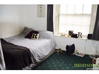 3/4 DOUBLE BEDROOM FLAT, FULLY FURNISHED, CLOSE TO STATION AND BUS, LARGE GARDEN, NW1.