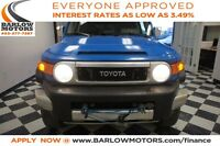 2007 Toyota FJ Cruiser TRD Supercharged LOW KM $277.26 bi-weekly