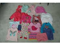 Girls clothes bundle 18-24 months