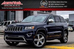 2016 Jeep Grand Cherokee Limited|4x4|Sunroof|Nav|RearCam|ParkSen