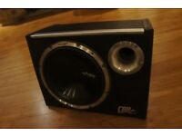"""Details about VIBE CBR 12 EVO 1600W 12"""" Active Subwoofer with built-in VIBE amplifier"""