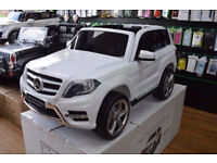 MERCEDES GL KIDS RIDE ON ELECTRIC REMOTE CONTROL CAR