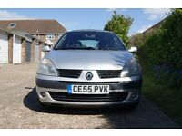 RENAULT CLIO DYNAMIQUE - 55 REG - VERY GOOD CONDITION