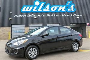 2016 Hyundai Accent BLUETOOTH! HEATED SEATS! STEERING RADIO CONT