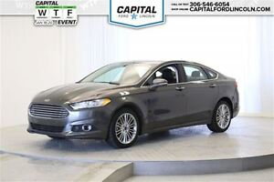 2016 Ford Fusion SE AWD **New Arrival**