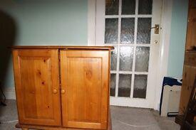 Attractive Wooden cabinet.