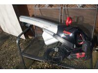 AL-KO Blower/Vac 2200E. New low price